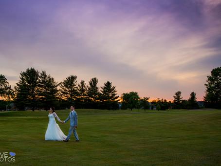 Deer Creek Golf Course Wedding | Jennah & Steve | Durham Region Golf Wedding