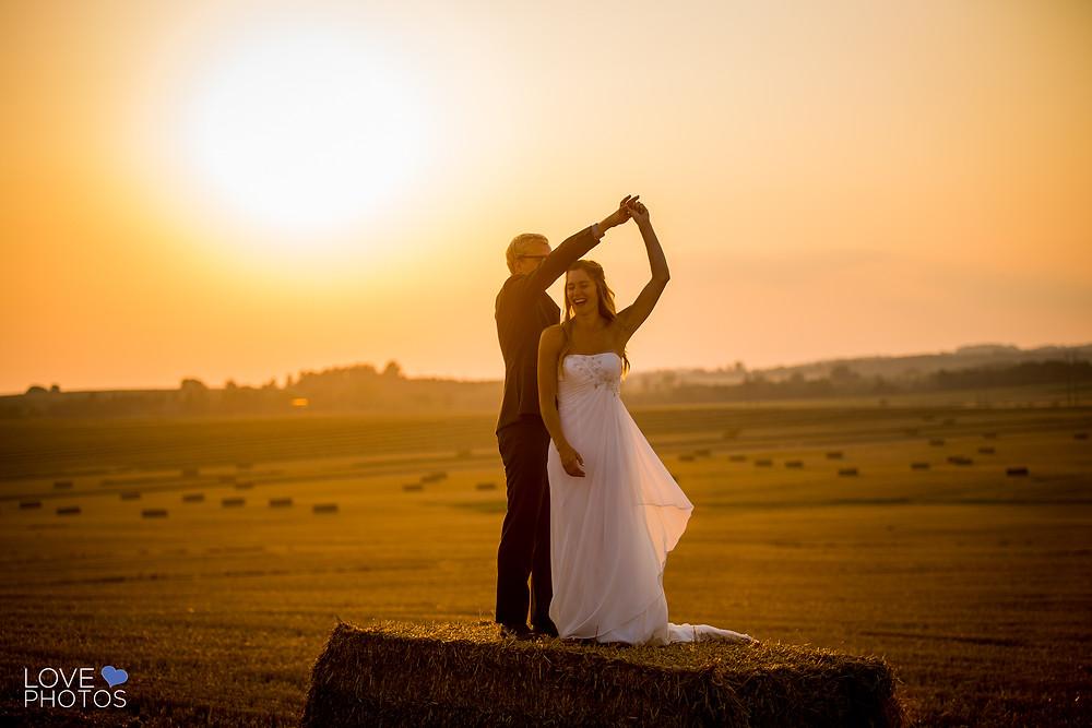 Durham Region Farm Wedding