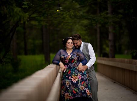 Jessie & Eric | McMichael Art Gallery Wedding | Kleinburg Wedding