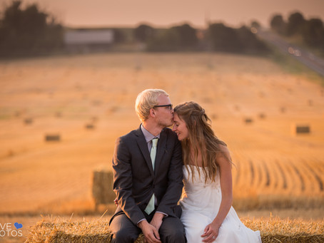 Cobourg Wedding | Amanda & Greg | Country Sunset Wedding Photos | Love Photos | Cobourg Wedding