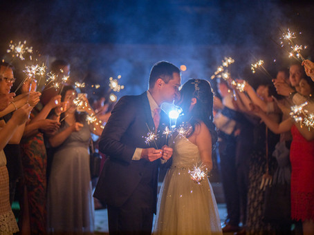 Estates of Sunnybrook Wedding | Lu & Ivan