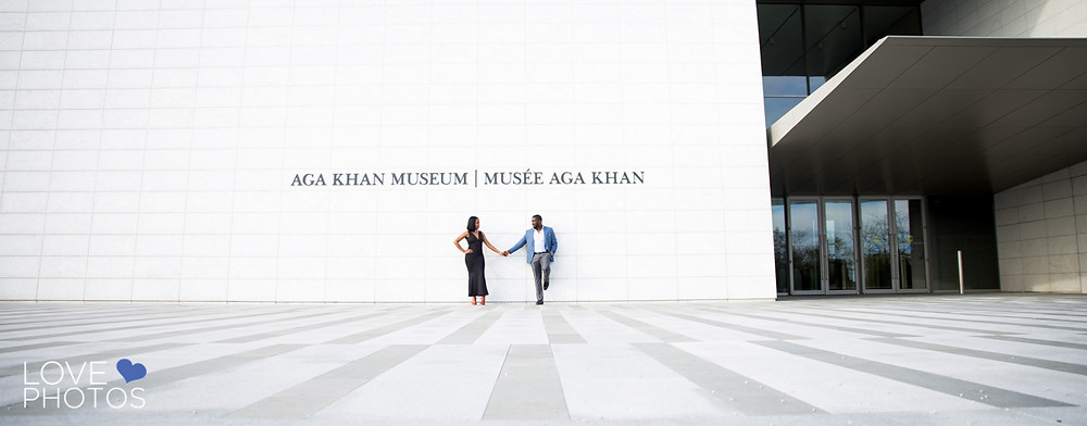 Aga Khan Museum Engagement