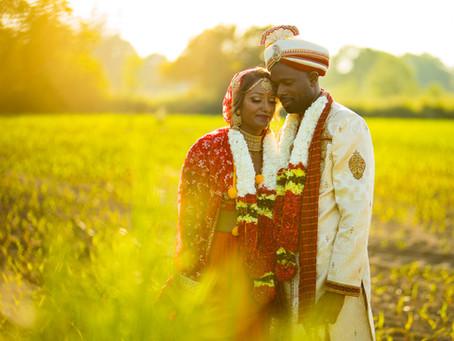 Ashley & Azul | The Vue | Multi Day Indian Wedding