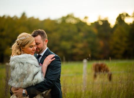 Whispering Springs Wilderness Retreat Wedding | Melissa & Kevin