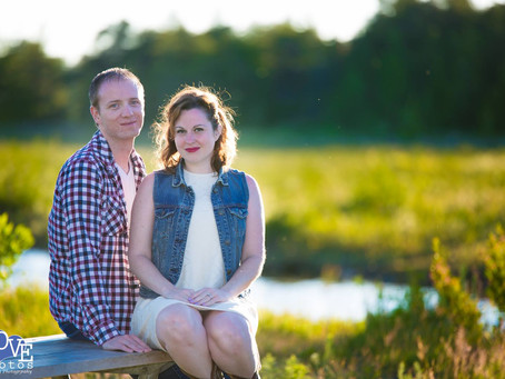 Jenn + Justin Engagement Shoot Teaser