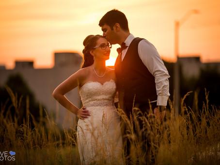 Crystal Fountain and Main St. Unionville Wedding | Julia + David | Toronto Rainy Wedding| Macedonian