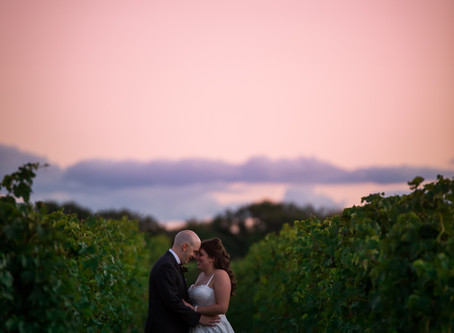 Sue Ann Staff Winery Wedding | Amanda & Shaun | Niagara Winery Wedding