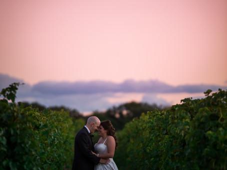 Sue Ann Staff Winery Wedding | Amanda & Shaun | Niagara Winery Wedding