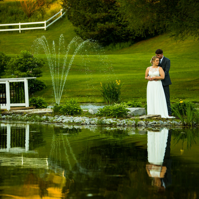 Trillium Trails Wedding