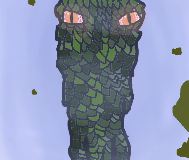 The Swamp Walker