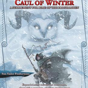 Release the Frostmaiden! (freebie included)