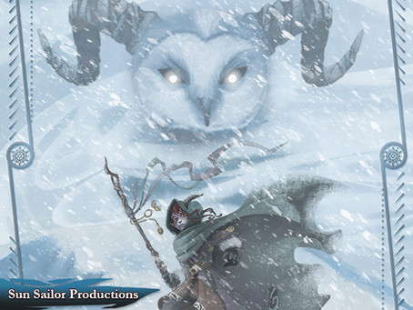 Release the Frostmaiden! (freebie included)