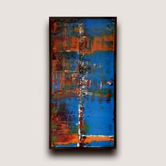 Oil on Board 28.5 x 53 2016