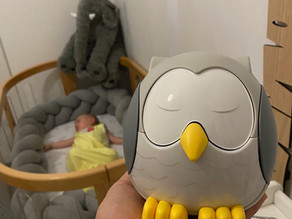 Feather the Owl Review  GADGET MOM
