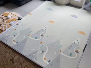 Baby Play Mat Review Update (2) | GADGET MOM