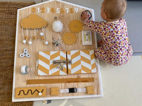 Customized Activity/ Skills Board Review   Gadget Mom