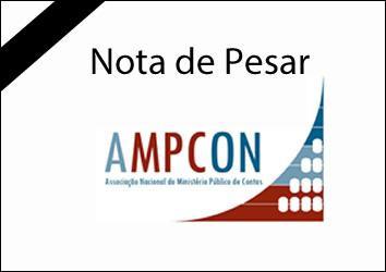 Nota de Pesar: falecimento do ex-presidente da AMPCON Antônio Maria Filgueiras Cavalcante.