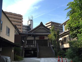 大阪市福島区 西善寺様。
