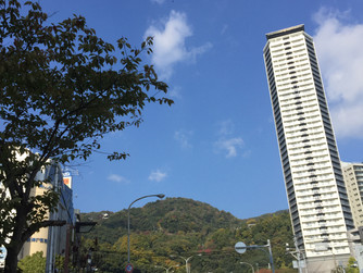 週末は、神戸へ。