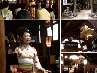 海老江・八阪神社