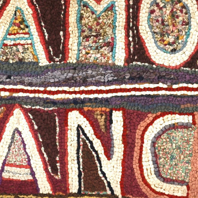 Damon Ranch Hooked Rug
