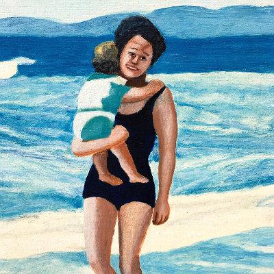 1964 Painting by Anthony De Bernardin