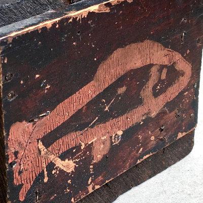 Fisherman Paul Markle's Box 1930