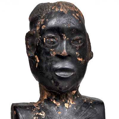 African-American Bust from South Carolina