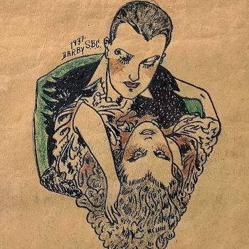 1937 Tattoo Flash