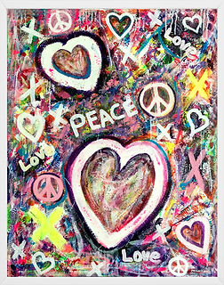 Love and Peace_Digital Gallery - Michell