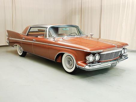 Luxury on American Roads: the 1961 Imperial LeBaron Southampton