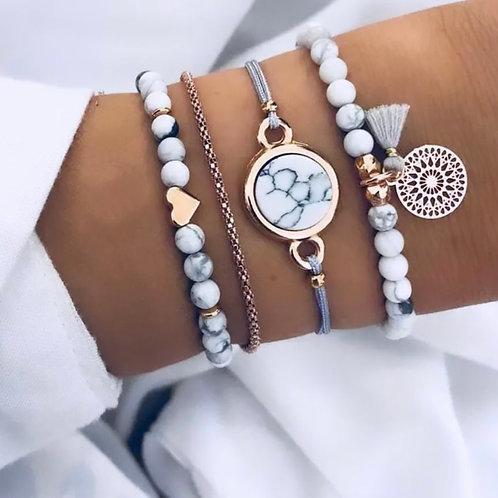Stacked Bracelet 2