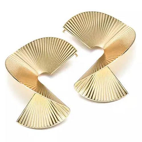 Gold Yonce Earrings