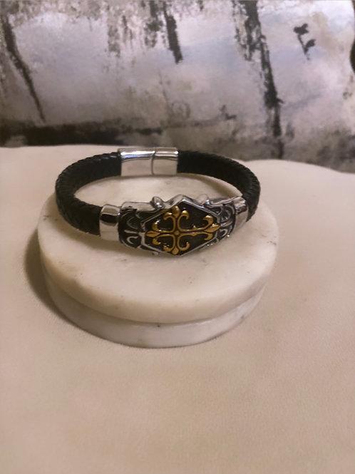 Crosses Bracelet (Men or Women)