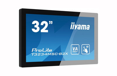 """T3234MSC-B2X 32"""" Multitáctil AMVA 315cd/m2 FullHD"""