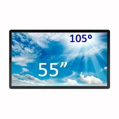 "Monitor 55"" Outdoor 2300cd/m2 alta temperatura"