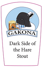 Dark Side of the Hare Stout_full_helmet