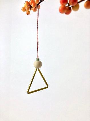 """Deko - Anhänger """"Triangle"""""""