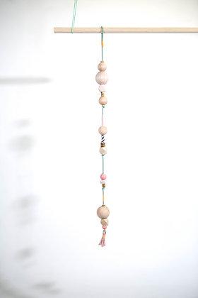 "Wandkette ""String""01"