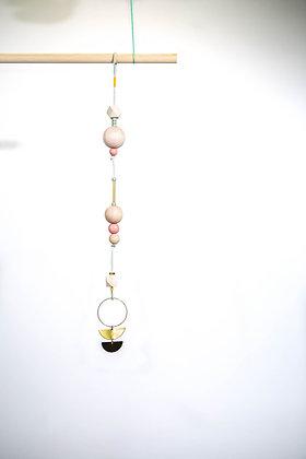 "Wandkette ""String"" 02"