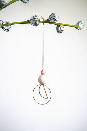 """Hanger """"Moon Brass"""""""