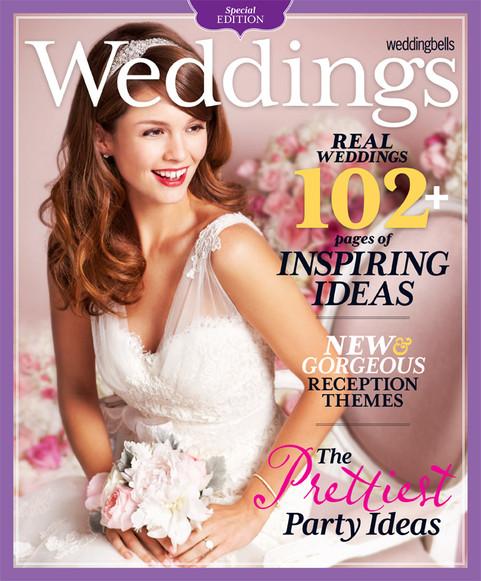 Wedding Bells Magazine Feature