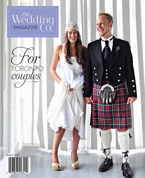 The Wedding Co. Magazine Feature
