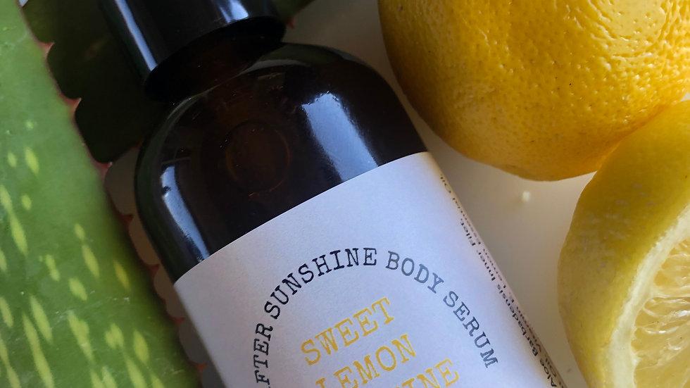 ALOE AZ After Sunshine Soothing Serum - Sweet Lemon Sunshine