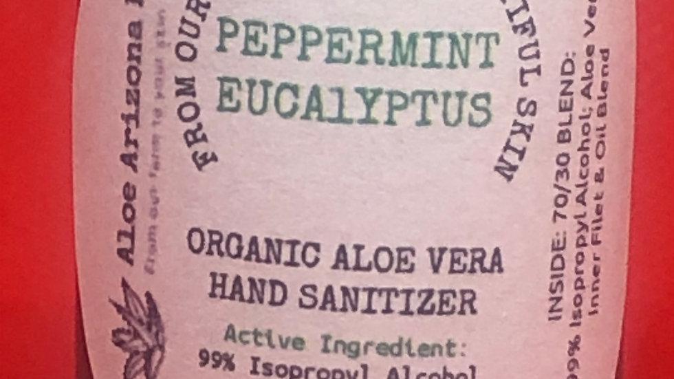 Hand Sanitizer - Peppermint Eucalyptus