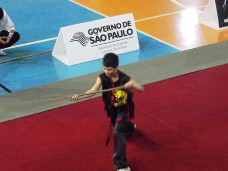 Campeonato Kung Fu
