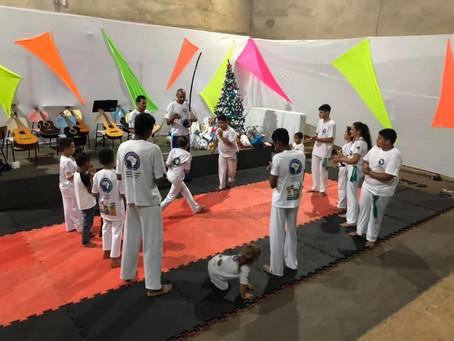 Apresentação Capoeira
