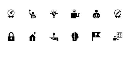 New Icons Attempt to Make Intellectual Property Concepts More Accessible to Public