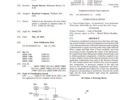 USPTO Issues U.S. Patent No. 10,000,000