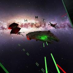 Star Wars Ambushed